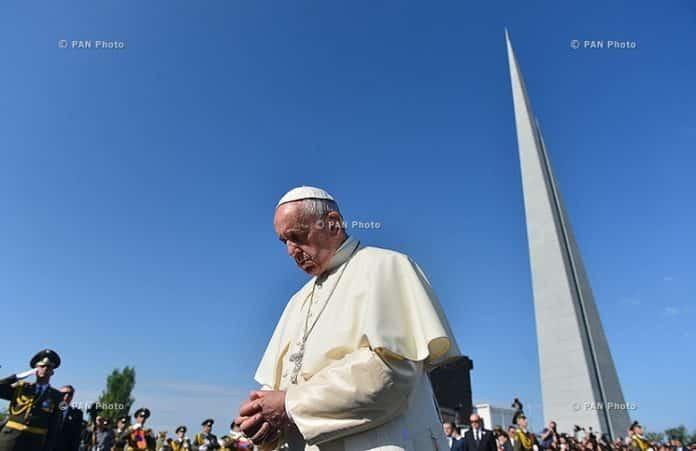 Папа Римский: Я пришел к вам из Рима как паломник