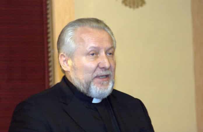 Обращение епископа Сергея Ряховского к Валентине Матвиенко