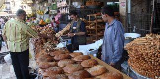 Алеппо: христиане снабжают мусульман продуктами