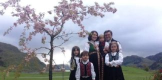 Родители – христиане из Норвегии вернут своих детей