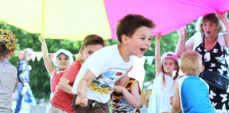 В Киеве прошло мероприятие «Вместе веселее»