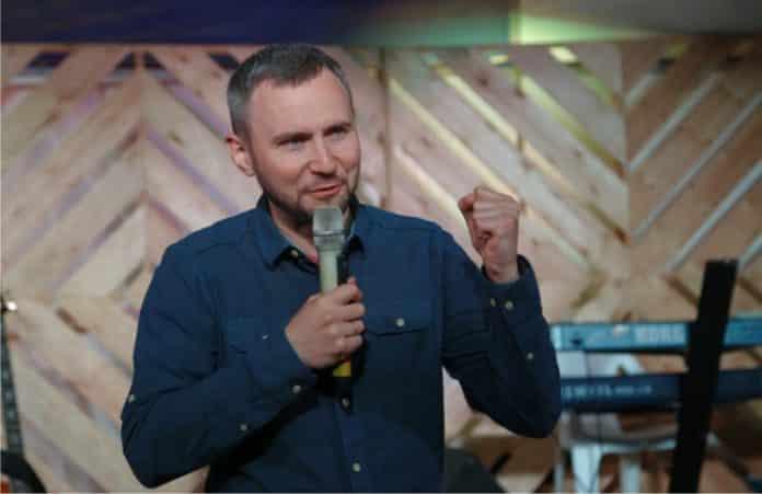 Сергей Шидловский: Бог хочет наполнять наши сердца