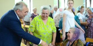 Библейский Центр Украины отметил День Пятидесятницы