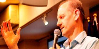 Боб Сордж на молитвенной конференции «Пенуэл»