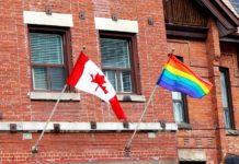 """Англиканская церковь Канады разрешила однополые """"браки"""""""