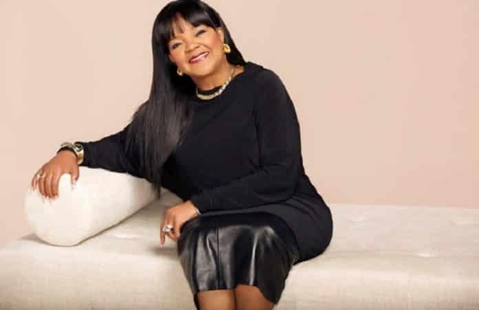 Известная христианская певица получила звезду на «Алее Славы»