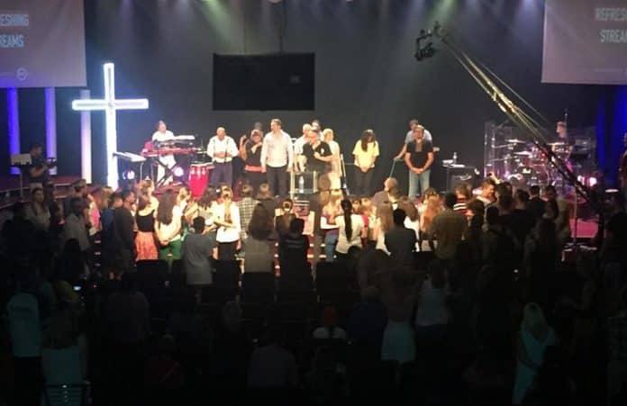 """Идея поклонения - это вся наша жизнь: конференция """"Refreshing Streams 16"""""""