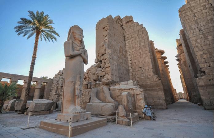 В Израиле обнаружена египетская статуя, которой 4 тысячи лет