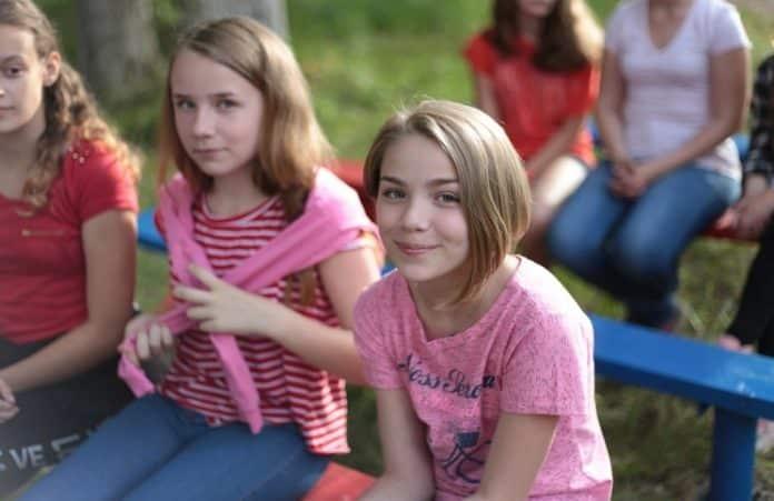 Подростковый лагерь Teenscamp