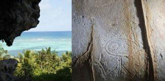 В пещерах на Карибах археологи обнаружили наскальные цитаты из Библии