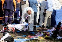 Папа Римский призвал молиться за жертв теракта в Турции
