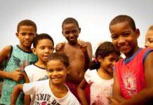Миссионерка спасает детей в фавелах Рио