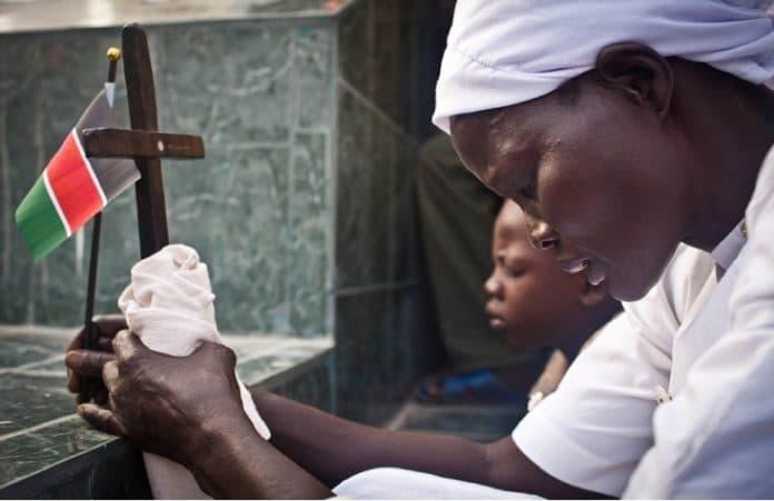 Голодающие христиане Южного Судана нуждаются в помощи
