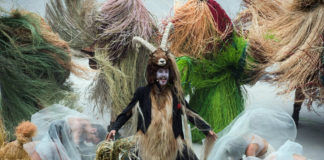 Дьявольский ритуал на открытии тоннеля в сердце Европы