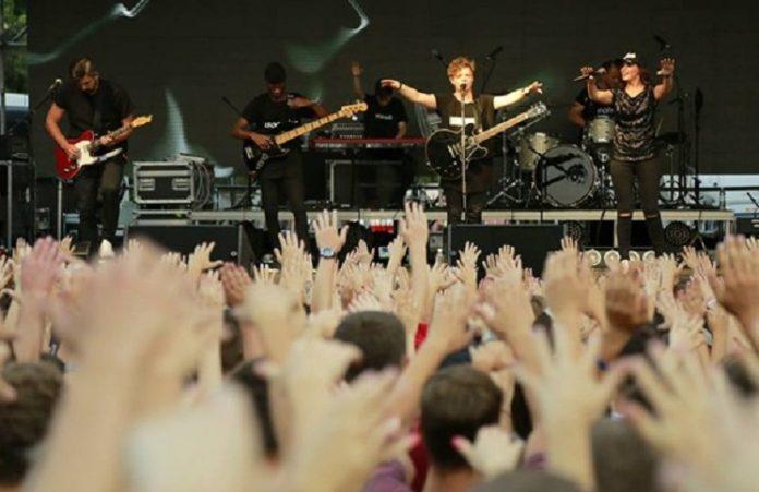 Концерты «Kutless» на Украине посетили более 100 000 человек