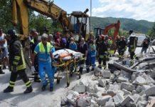 Служители о землетрясении в Италии