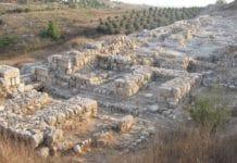 Американские археологи обнаружили дворец царя Соломона в Гезере