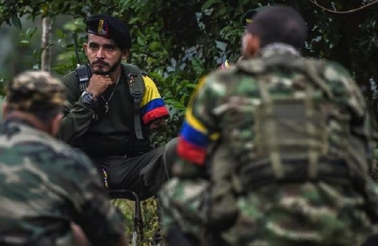Молитвы услышаны: в Колумбии закончилась полувековая война