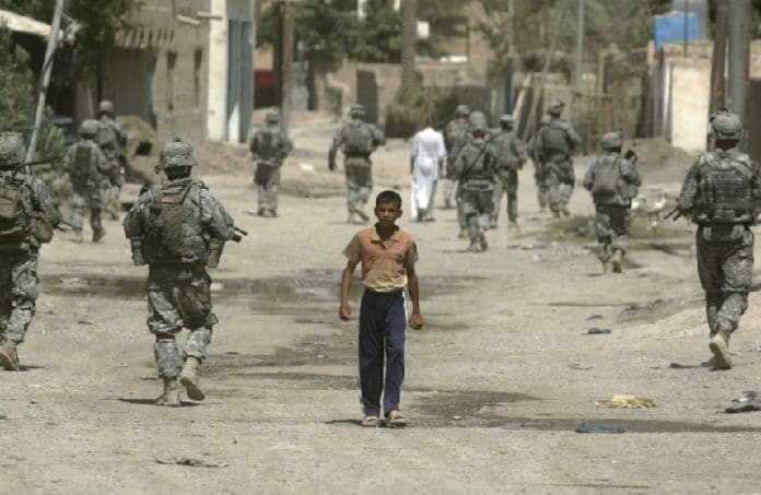 Команда «Слово жизни» в Ираке