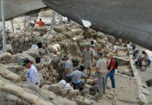 Продолжаются работы по восстановлению деталей Второго храма в Иерусалиме
