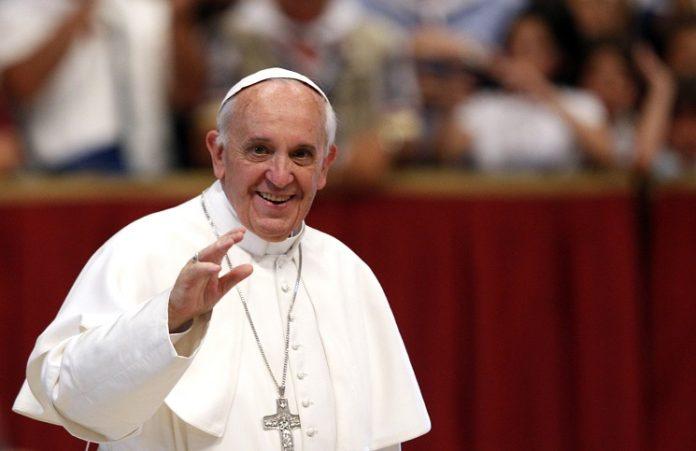 Папа Римский прибудет в Грузию 30 сентября