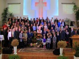 Библейская Церковь в Макеевке празднует 106-летнюю годовщину