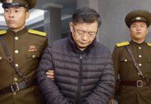 Церковь призвала освободить пастора из тюрьмы в Северной Корее