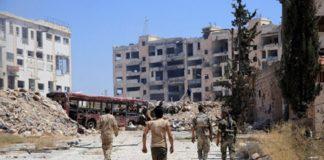 Алеппо: от ракет джихадистов гибнут жители армянского квартала