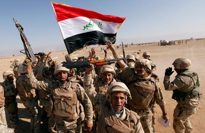 Вблизи Мосула от боевиков ИГ освобождено 13 населенных пунктов