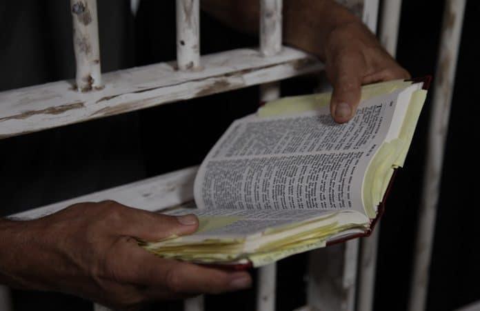 Заключенные в тюрьме строгого режима становятся посланниками надежды