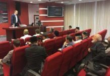 Представитель РОСХВЕ прочитал лекцию для мусульман