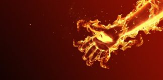 Указательный палец Бога