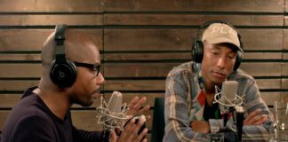 Песня Кирка Франклина и Фарелла Уильямса попала в топ 5 чарта Billboard