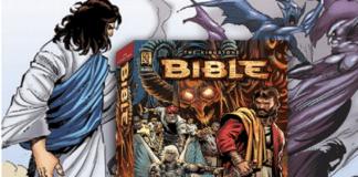 Выпущен комикс по мотивам Библии