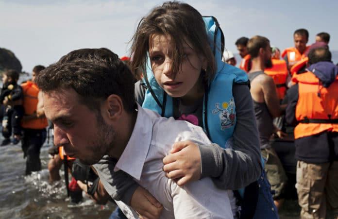 Hillsong Young & Free помогают сирийским детям-беженцам