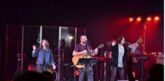 Конференция UPDATE: прикосновение Святого Духа к молодому поколению