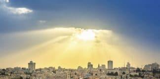 Иерусалим: На земле слышны звуки небесных труб