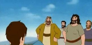 Великие Библейские герои и истории: Иосиф и его разноцветный плащ