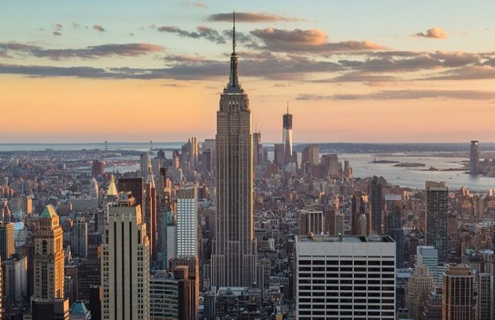 Бог действует в Нью-Йорке