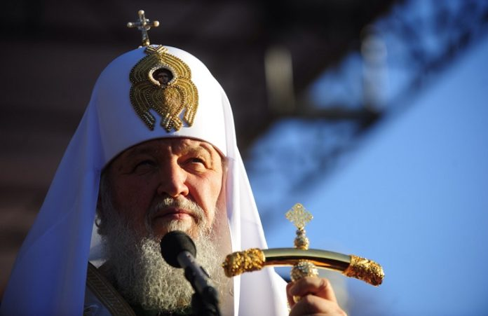 Патриарх Кирилл отметил 70-летие