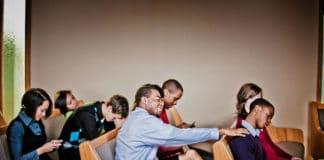 Церковное служение в тягость