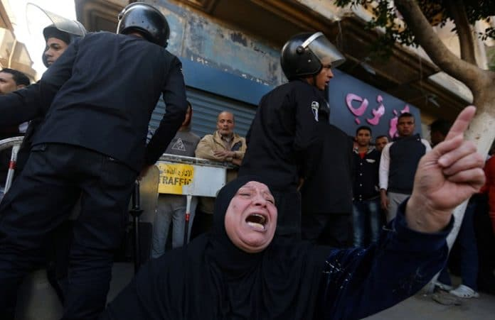 В Египте арестованы подозреваемые во взрыве коптского собора