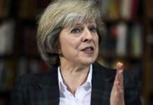 Британский премьер: христиане должны свободно говорить о вере