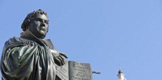 Протестанты празднуют 500-летие Реформации