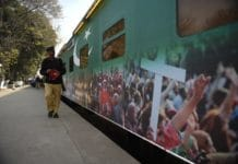 В Пакистане отправился в путь рождественский поезд в поддержку религиозной терпимости