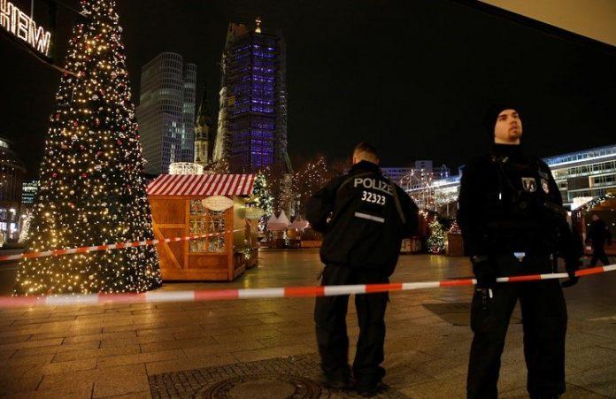Теракт в Берлине: служители говорят опроизошедшем