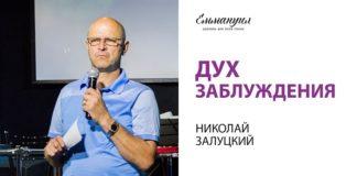 Николай Залуцкий - Дух заблуждения