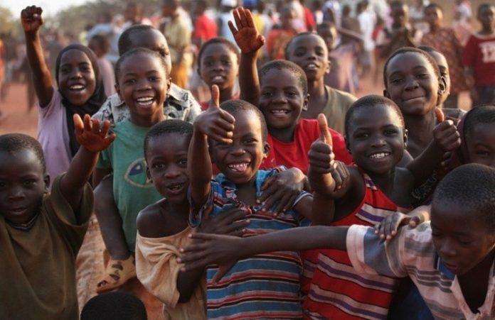 Видение, приносящее плод в Африке