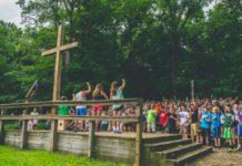 Конференция лидеров христианских лагерей «Жаждущие правды»