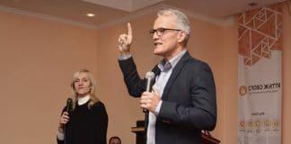 Украина: конференция пасторов церквей «Слово жизни»